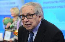 В Москве прощаются с президентом факультета журналистики МГУ Ясеном Засурским