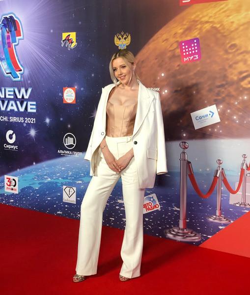 Юлианна Караулова недавно стала мамой и уже блистает на светских мероприятиях