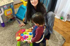Алеса Качер с сыном попали в больницу на отдыхе