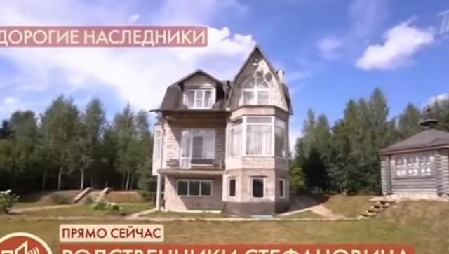 Дом в деревне Власьево Волоколамского района