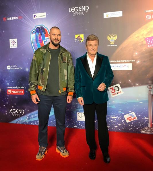 Лев Лещенко и Loc-Dog
