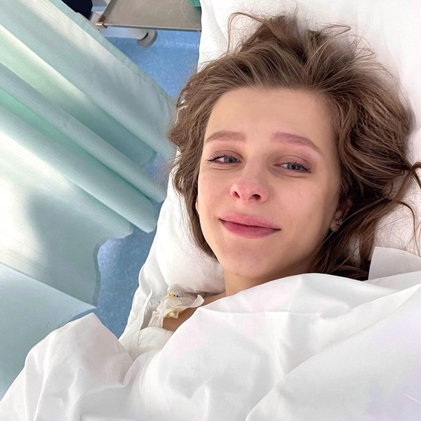 Лиза впервые стала мамой 14 августа