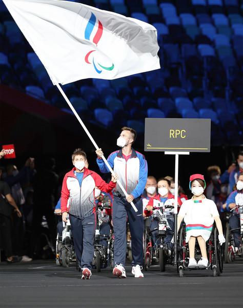 В этом году Паралимпийские игры проходят в Токио
