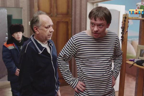 Павел Майков активно снимается в телепроектах