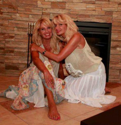 Сестры Зайцевы тяжело переживали потерю близкого человека