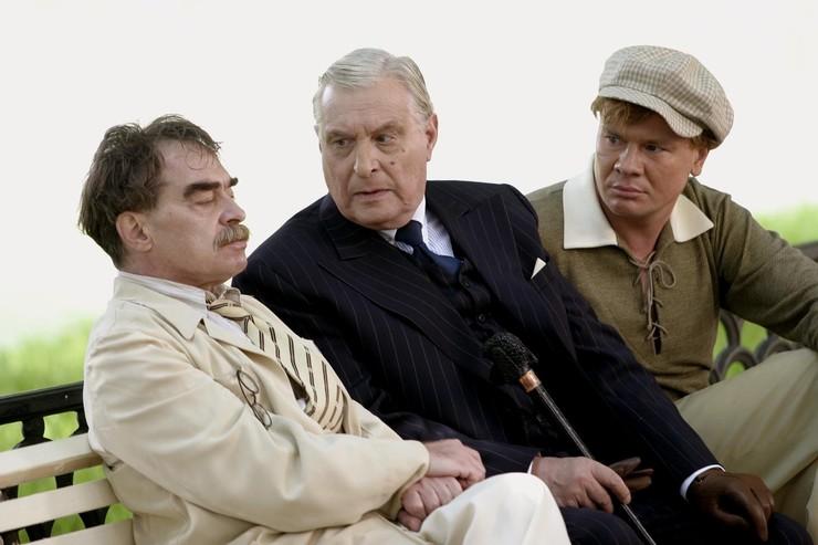 Для многих зрителей роль Воланда стала любимой в фильмографии артиста