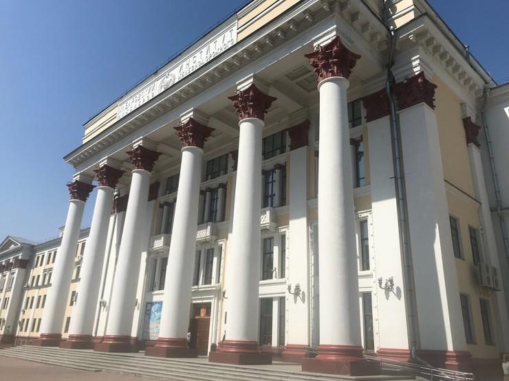 ЧП произошло сегодня утром в одном из вузов Хабаровска