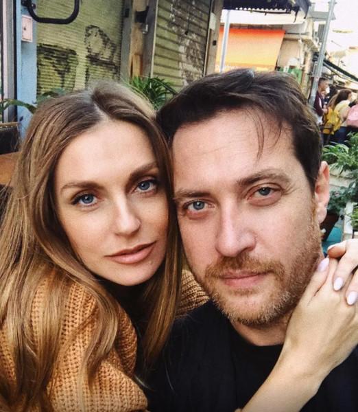 Саша Савельева и Кирилл Сафонов