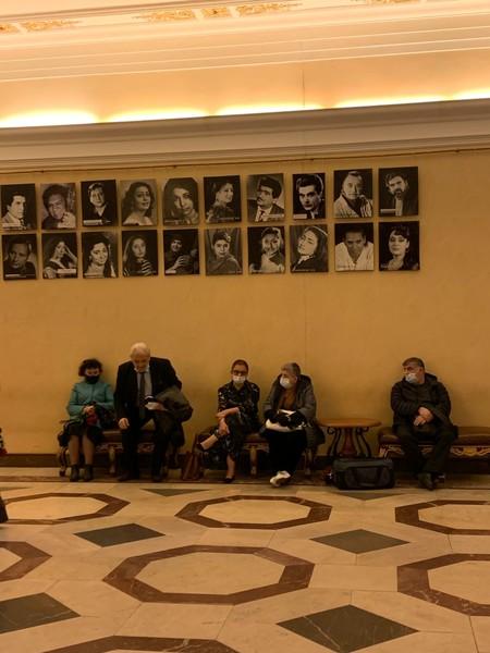 Новости: В Москве прощаются с вдовой Николая Сличенко: репортаж – фото №3