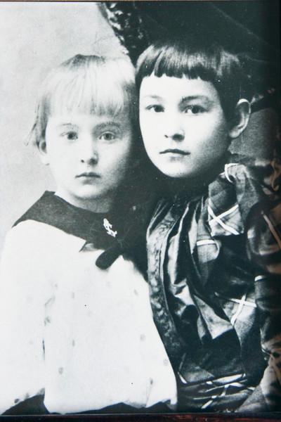 Вертинский всегда был очень близок с сестрой