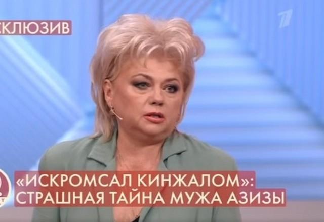 Людмила чудом спаслась от убийства