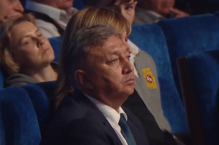 Директор «Самбо-70» Ренат Лайшев