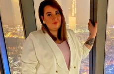 Саша Черно решилась на операцию по уменьшению желудка