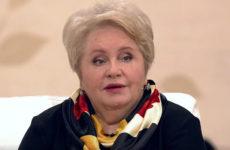 Людмила Гнилова о запретной любви с Александром Соловьевым: «Просила прощения у его жены»