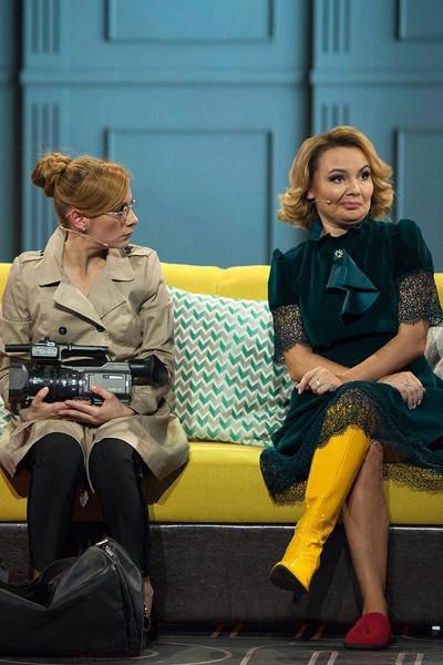 Однажды актриса сильно подвела Наталью Андреевну и других коллег по шоу, не явившись на концерт