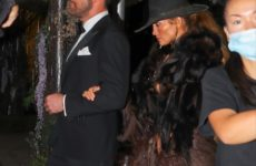 Королева-ковбойша с верным спутником. Дженнифер Лопес и Бен Аффлек не скрывают страсть на публике