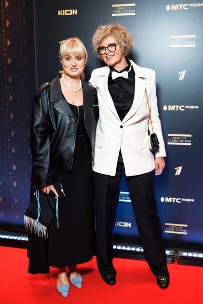 Анна Михалкова и Авдотья Смирнова