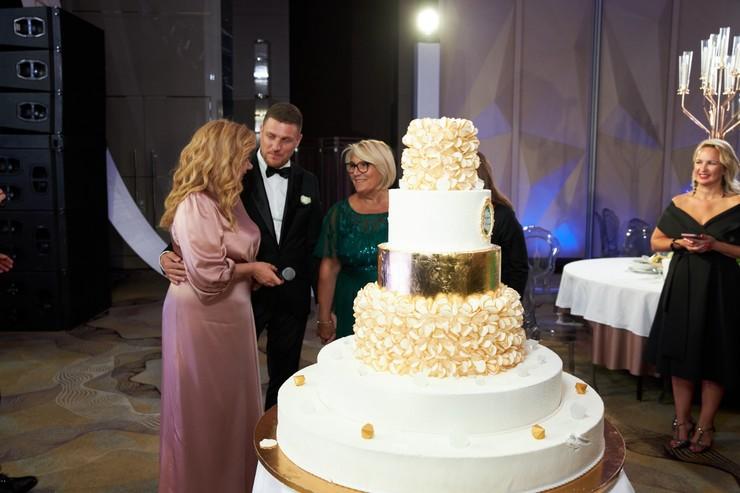 Марина Федункив сыграла свадьбу со Стефано