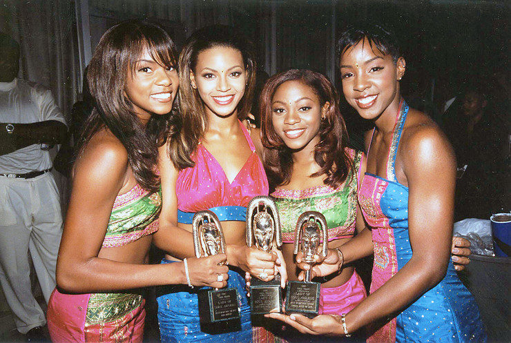 Успех Destiny's Child негативно сказался на отношениях Бейонсе с возлюбленным