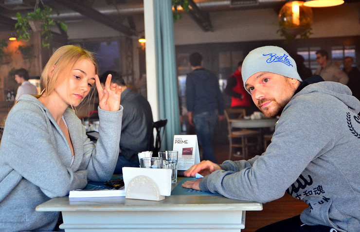 Алексей всегда положительно высказывался об Акиньшиной как об актрисе