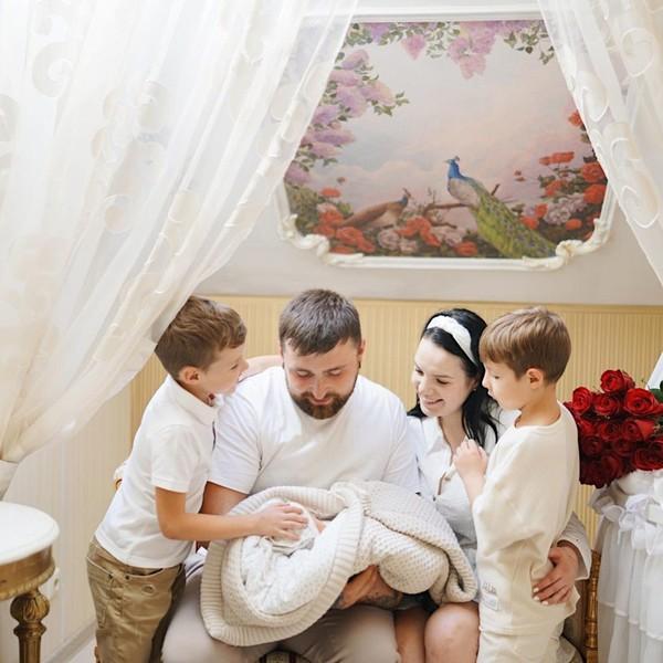 Поначалу Маргарита и Максим ждали дочь, но у пары родился сын