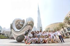 «Европа Плюс» устроила сумасшедшие выходные в Дубае