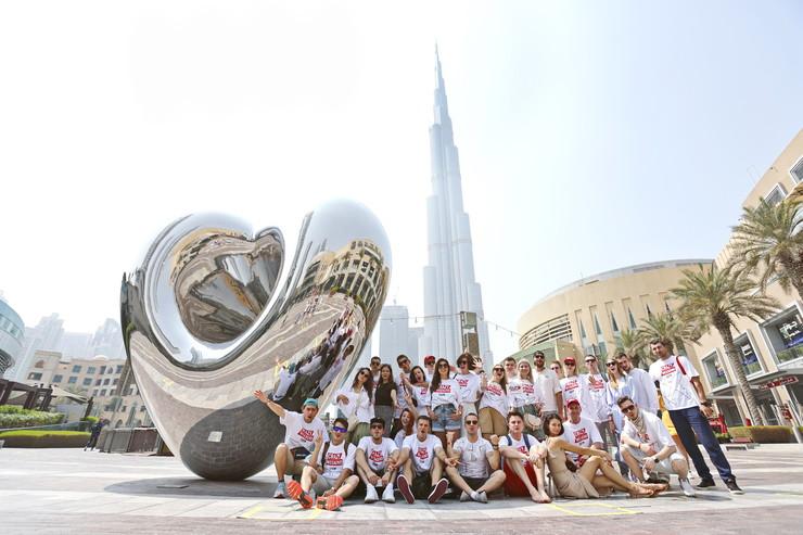 Стиль жизни: «Европа Плюс» устроила сумасшедшие выходные в Дубае – фото №1