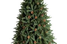 Искусственная елка в Актау — на радость детям и взрослым