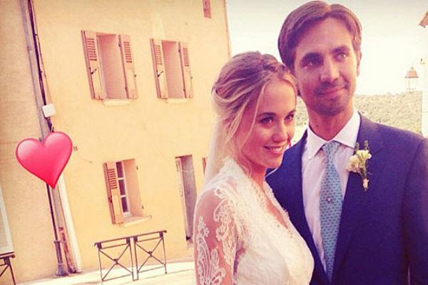 Флоренс давно счастлива в браке