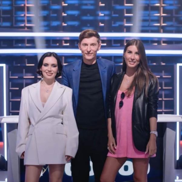 Ольга снялась в передаче Павла Воли с Кети Топурией
