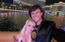 Когда все было хорошо. Видео с пышной свадьбы Прохора Шаляпина в Лас-Вегасе