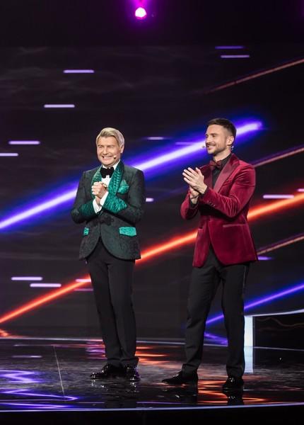 Басков и Лазарев традиционно соревновались в остроумии