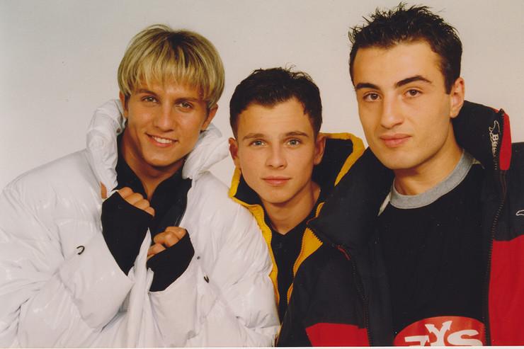 В конце 90-х Никита Малинин стал гитаристом группы «Охо-хо»