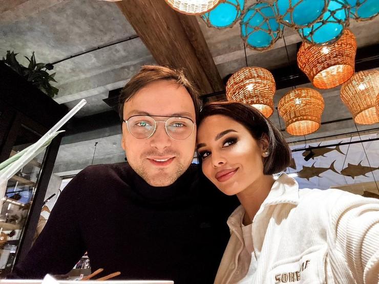 Алексей Солодовников и Катя Колисниченко