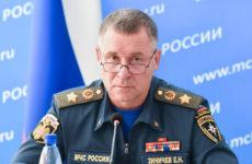 Глава МЧС России Евгений Зиничев погиб, прыгнув со скалы за человеком