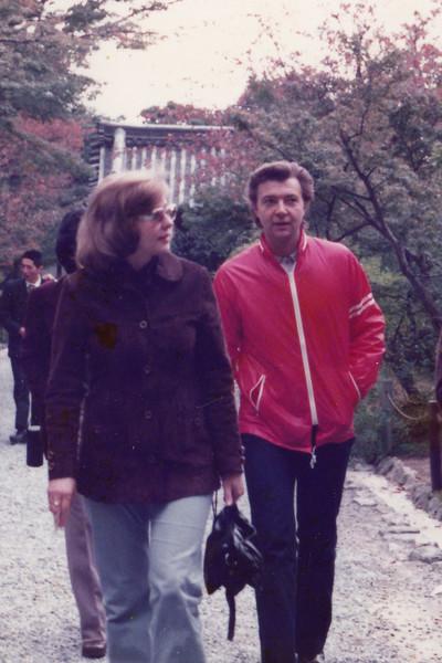 С диктором Геннадием Чертовым ведущая прожила 16 лет