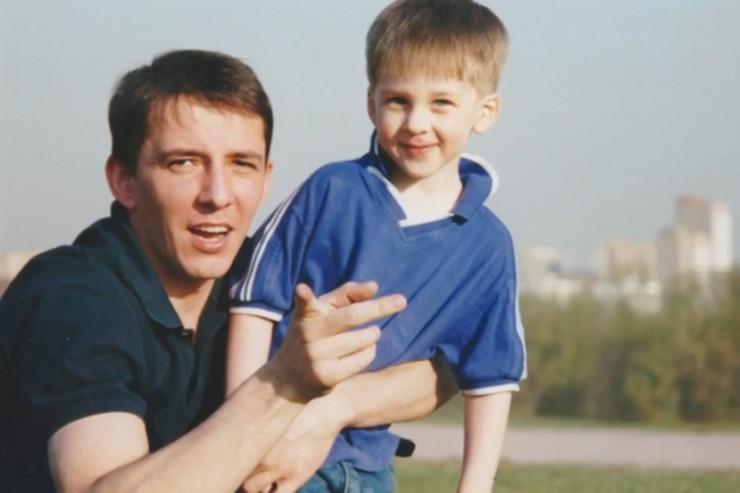 Алексей Мамонтов обожал сына