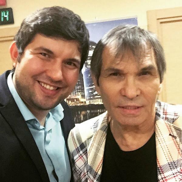 Бари Алибасов-младший выступает против брака отца с Лидией Николаевной