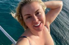 Анна Семенович вспомнила, как чуть не утонула из-за подруги