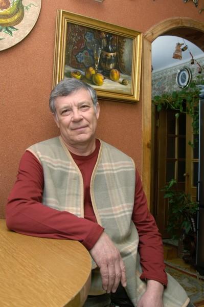 Николай Мерзликин