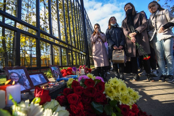 Жертвами 18-летнего Бекмансурова стали шесть человек