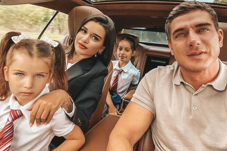 Курбан продолжает общаться с дочерью после развода