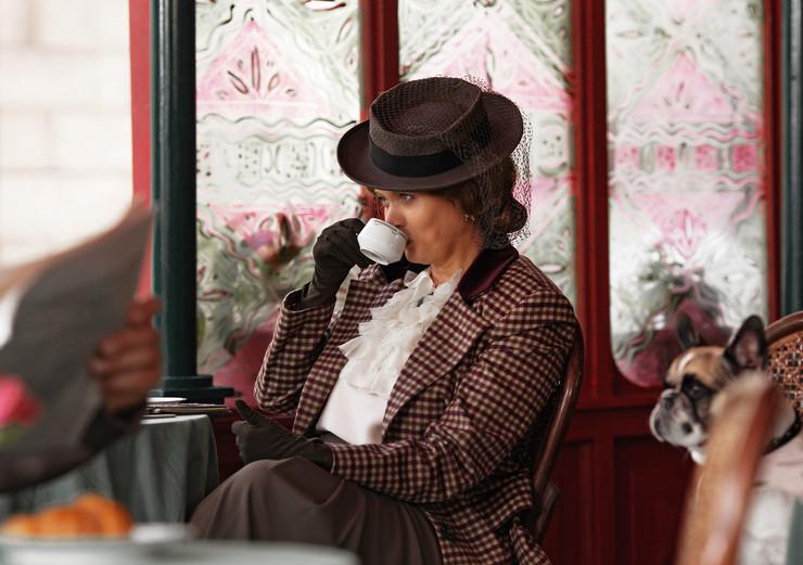 Анне Михалковой в сериале досталась очень яркая роль