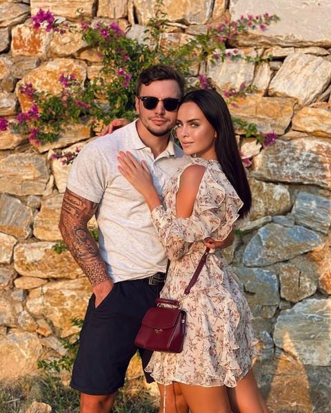 Романец и Гусев поженились летом 2017-го
