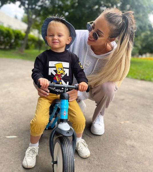 Илья Семин прекрасно ладит с сыном Алены