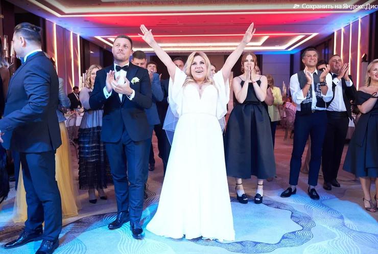 В конце августа Марина и Стефано сыграли пышную свадьбу
