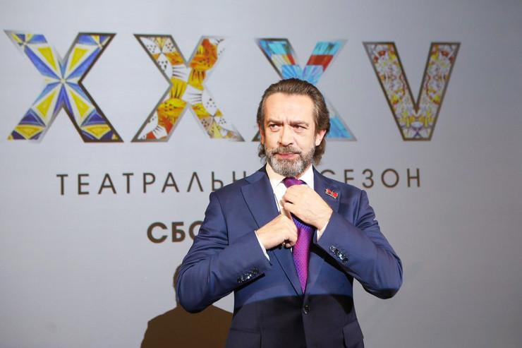 По мнению зрителей, Владимир Машков устроил настоящую революцию в театре