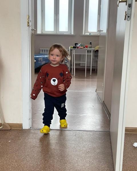 Галич рассказала о результатах обследвания сына
