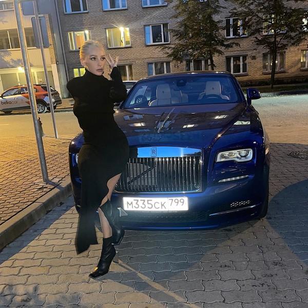 Ивлеева призналась, что рассталась с Элджеем еще в марте