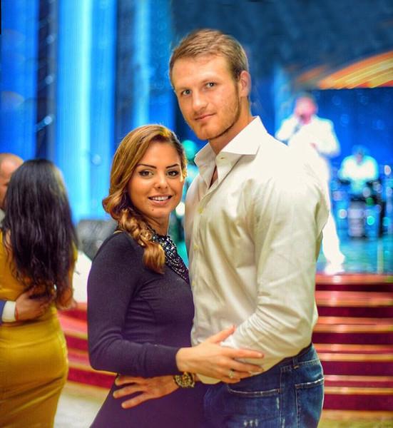 Ноур и Телегин прожили вместе три года